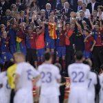 Kemenangan Barca, Kemenangan Sepakbola Indah