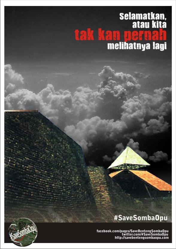 Benteng Somba Opu, Korban Janji Penguasa