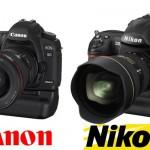Pilih Canon atau Nikon ?
