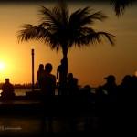 Menanti Sunset di Losari
