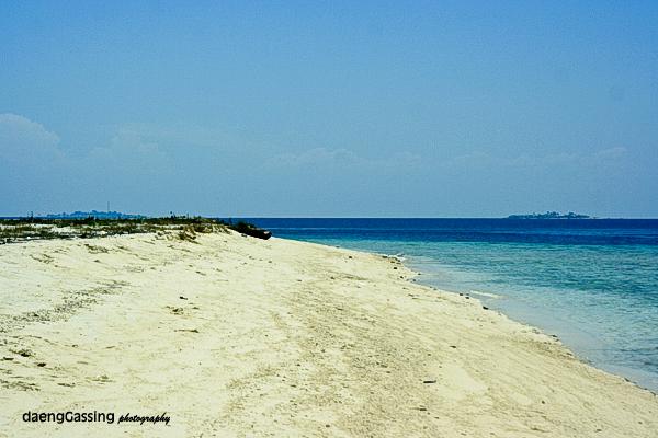 Pasir, Laut dan Langit