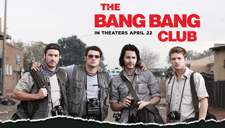 The Bang Bang Club : Tentang Foto dan Trauma Yang Mendalam