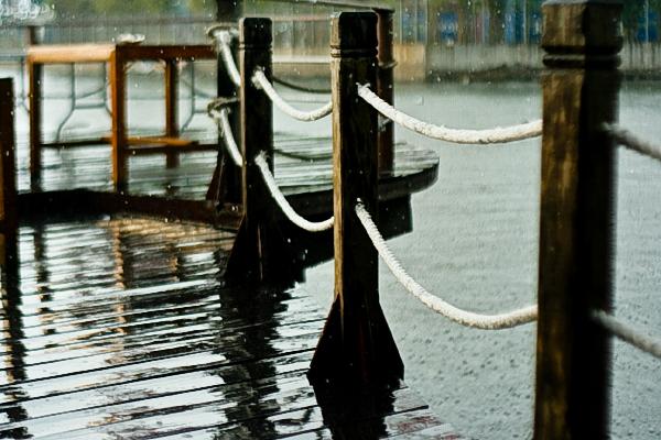 Potret Hujan