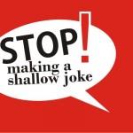 Sekali Lagi Tentang Joke Yang Tidak Sensitif