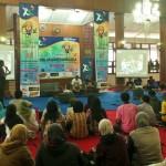 Oblong Merah Muda Menghiasi Kota Malang