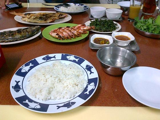 Makassar ; Surga Sea Food