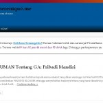 Review Blog ; Yang Sederhana Dan Rajin Posting