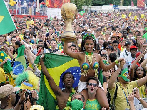 Negeri Para Penari Samba