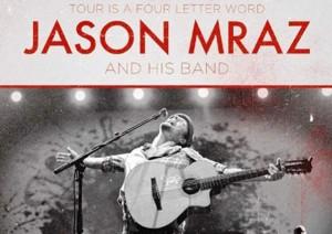 Poster konser Jason Mraz
