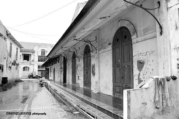 Bangunan tua di Semarang