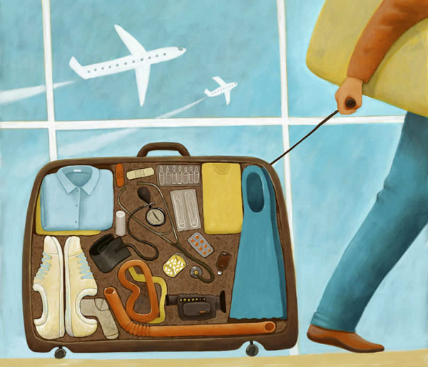 Travelling (sumber: http://paininjuryrelief.com)
