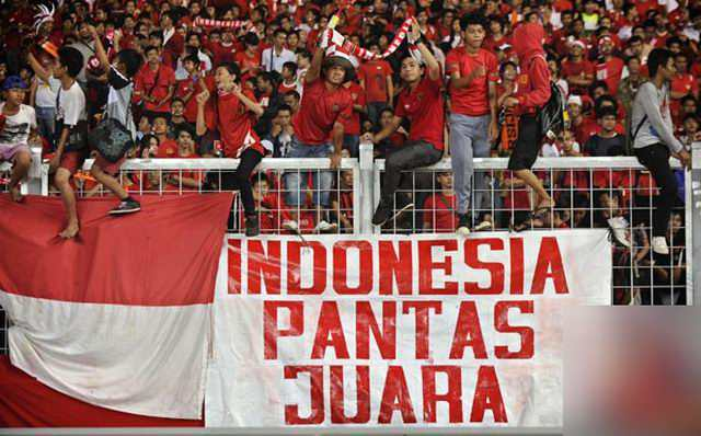 Indonesia Pantas Juara! (foto:Google)