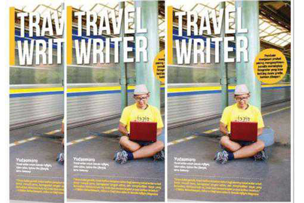 Cover buku Travel Write