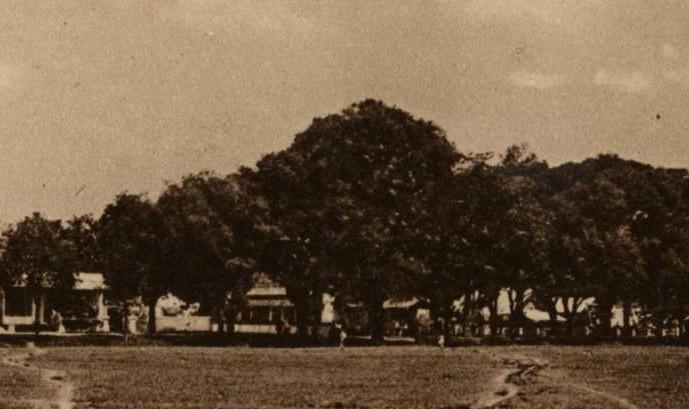 Karebosi jaman dulu (foto: dokumen KITLV)