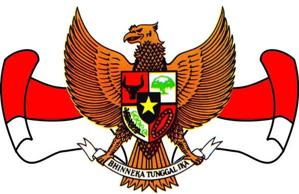 Garuda Pancasila (sumber: Google)
