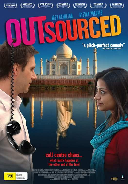 Outsourced The Movie