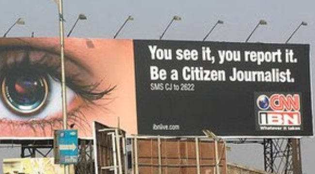 Citizen Journalism (foto by: Google)