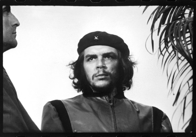 Foto Che Guevara yang paling fenomenal.