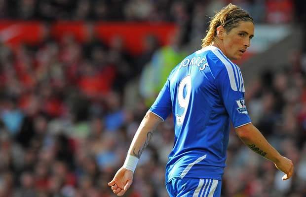 Torres dan Chelsea tidak bisa bicara banyak di UCL tahun ini