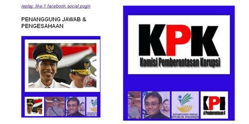 Jokowi dan KPKpun dijual!