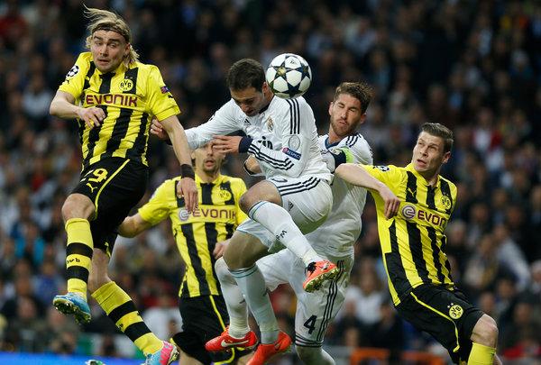 Dortmund yang menghancurkan Real Madrid