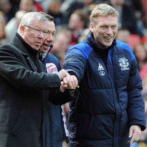 Moyes and Fergie