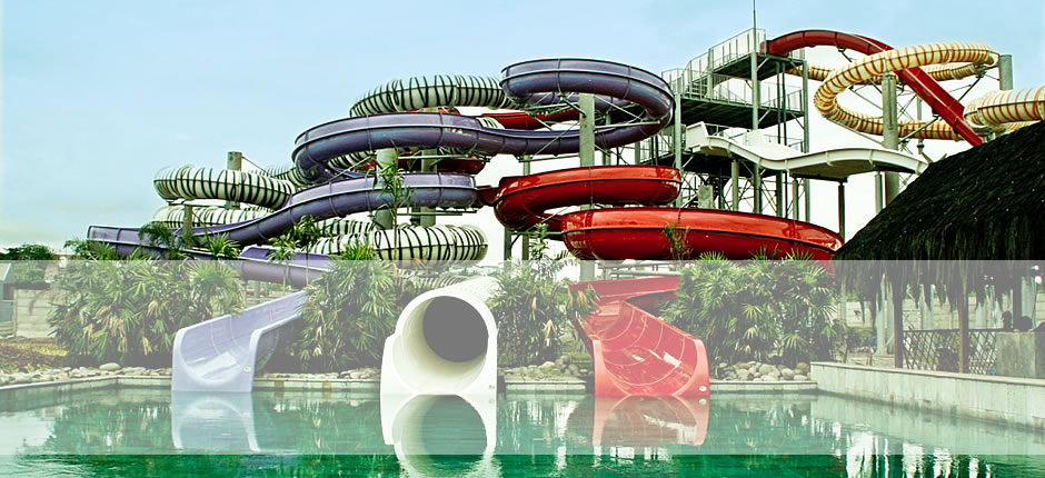 Slide di Bugis Waterpark