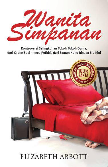 Sampul buku: Wanita Simpanan