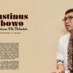 Agustinus Wibowo: Dalam Perjalanan Kita Bertumbuh