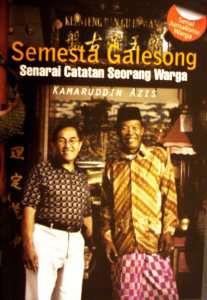 Sampul buku Semesta Galesong