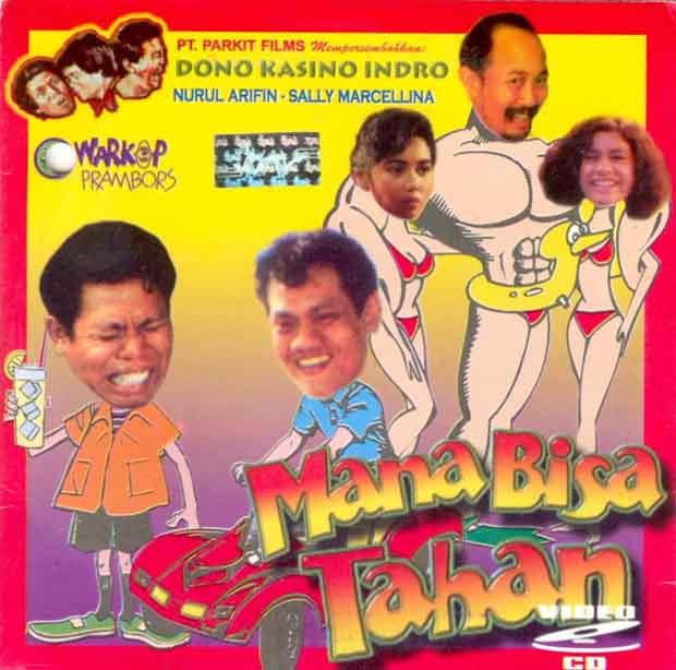 Salah satu poster film Warkop DKI (sumber: wikipedia)