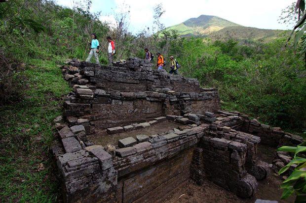 Wisata Arkeologi karya Ali Masduki