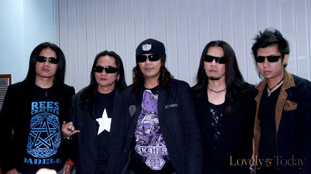Jamrud, salah satu survivor musik rock 90an. (foto: lovely today)