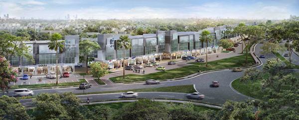 The Icon Business Park, salah satu produk Sinarmas Land