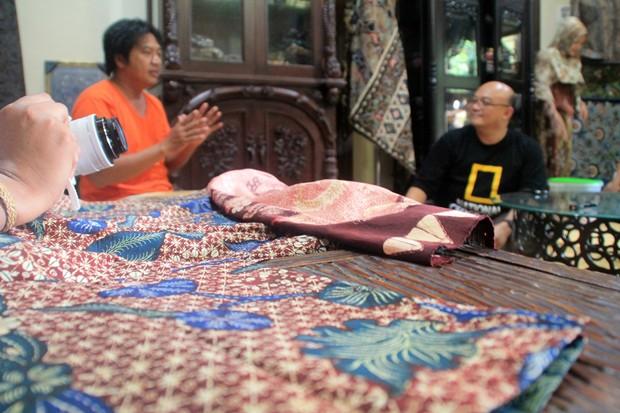 Batik Madura Yang Indah