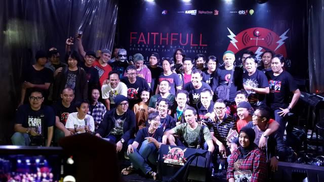 Menebalkan Iman di Pearl Jam Nite VIII