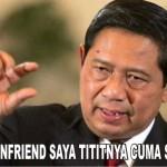 Presiden Saja Di-Unfriend!