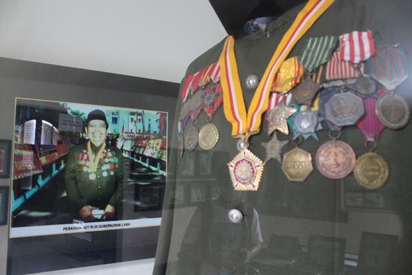 Daeng Patompo dan Penghargaannya