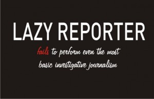 Lazy reporter