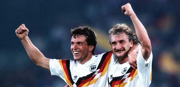 Jerman (Barat), Pemenang Piala Dunia 1990