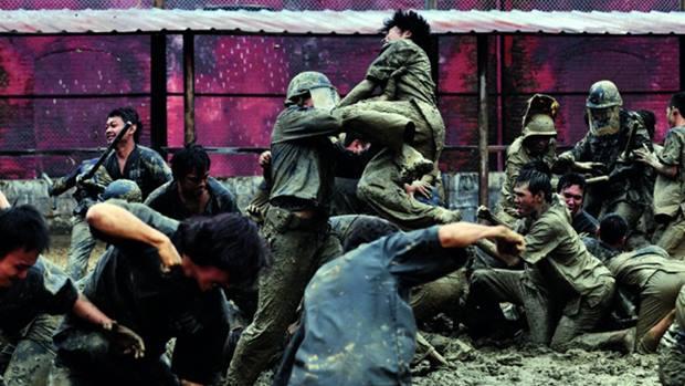 Riot di penjara