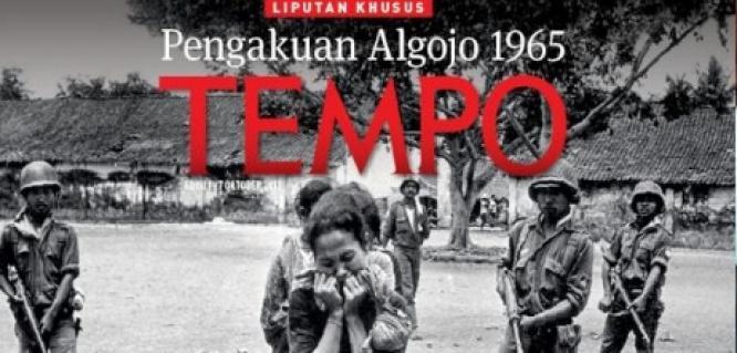Pengakuan Algojo 1965
