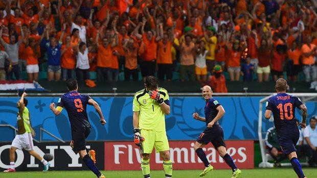 Casillas yang sedih (foto: FIFA.com)