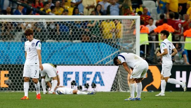 Kesedihan Korea [foto FIFA.com]