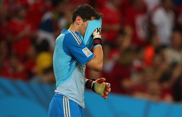 Dear Casillas [foto:FIFA.com]