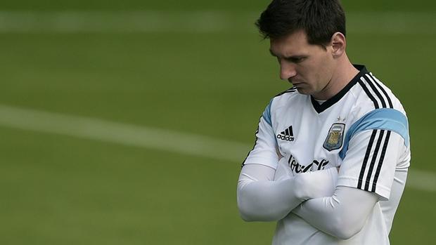 Lionel Messi, Sekarang Saatnya? (foto: FIFA.com)