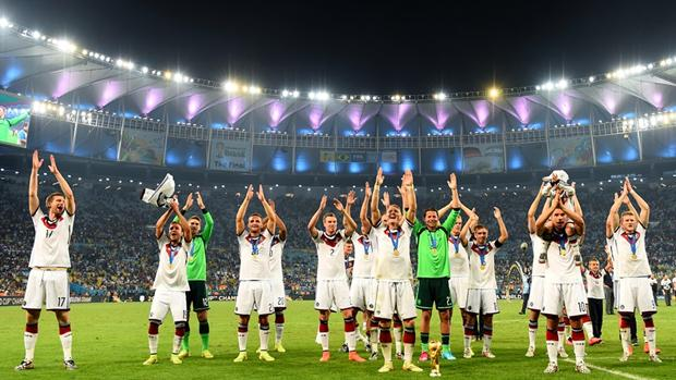 Jerman sang juara (FIFA.com)