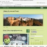 Bahagia Membesarkan Blog Sendiri