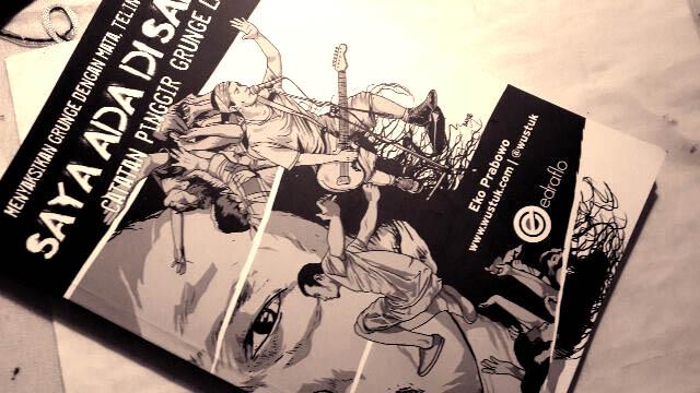 Buku Grunge Lokal