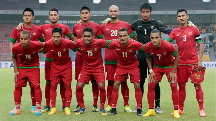 Tim nasional Indonesia (foto: Tribunnews.com)
